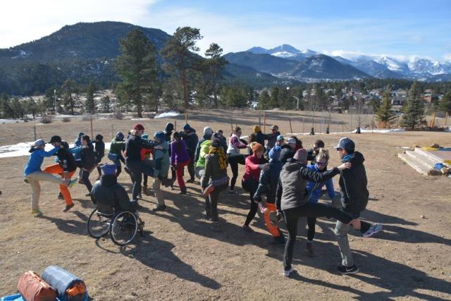 OIA Outdoor Leadership Academy Estes Park Colorado