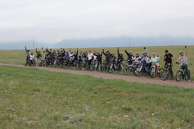 IPW Denver Colorado Group Adventures Denver Bike Tours