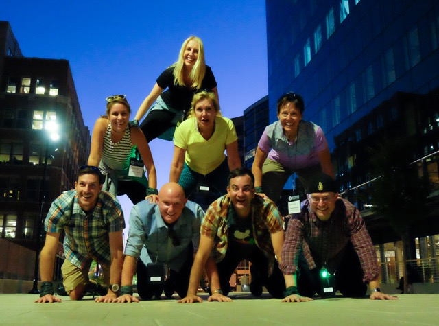 Denver Team Building Activities - Focusing on Making Highly Effective Teams