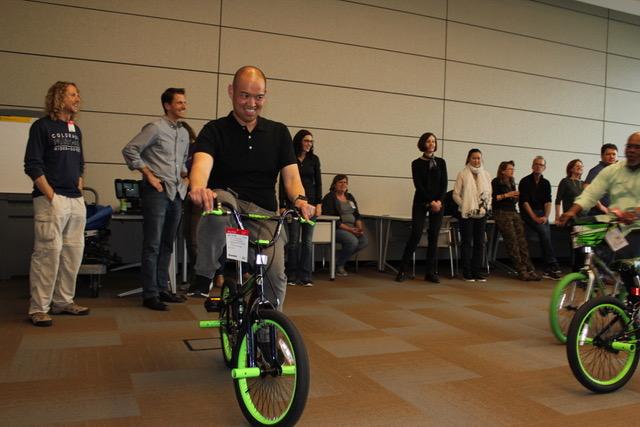 Fort Collins Build A Bike Event
