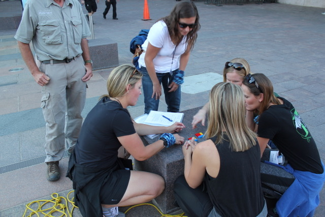 Aurora Urban and Outdoor Amazing Race Team Building Events