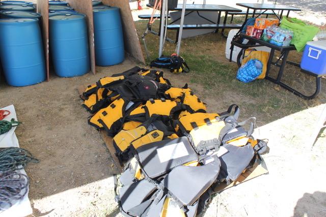 Supplies Colorado Escape from Alcatraz Team Building Event - Colorado Wilderness