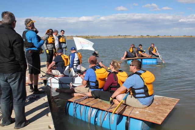 Colorado Escape from Alcatraz Team Building Event - Colorado Wilderness Corporate And Teams