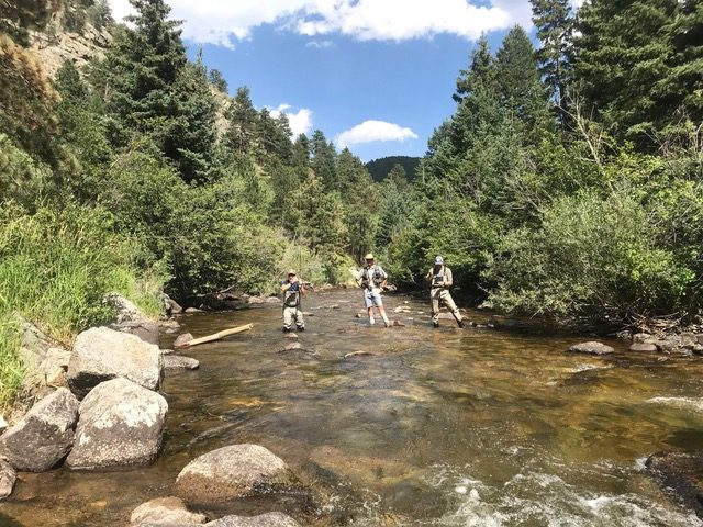 Denver Fly Fishing Group Tours