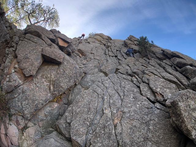 Denver Rock Climbing Group Tours
